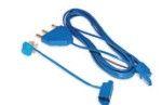 Переключатель Valleylab Trigger с кабелем Создает большинству монополярных лапароскопических инструментов ручное управление. E0520