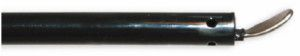 E2781R-28ASP Электрод Opti4™ изогнутый шпатель