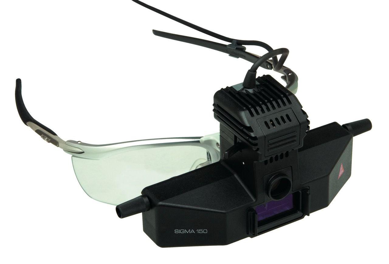 Непрямой бинокулярный офтальмоскоп HEINE SIGMA® 150