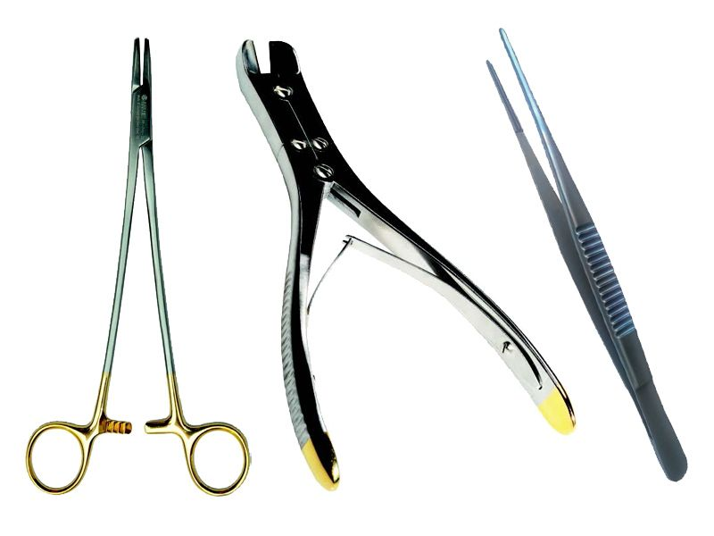 Хирургические инструменты ALLEN