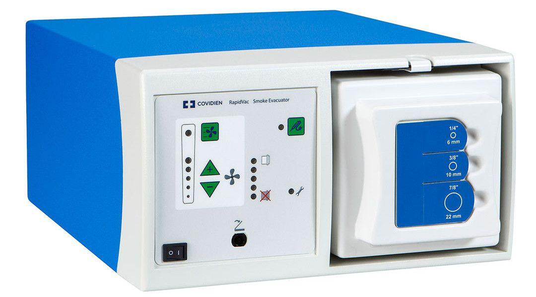 Дымоэвакуатор RapidVac™ и принадлежности